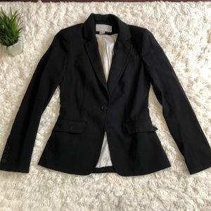 H&M sleek black blazer.